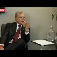 WPP's Sir Martin Sorrell on the right place for women