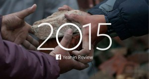 Here's how 2015 was for Facebook