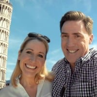P&O tries to update itself with Rob Brydon