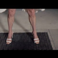 Willem Dafoe's upskirt triumph for Super Bowl Snickers