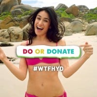 WTF are Mellon and Dare up to in this charity campaign?