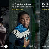 Transport for London creative heads to VCCP