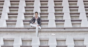 BETC Paris turns on the Olympic style for Lacoste