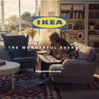 Mother unveils another everyday wonder for IKEA