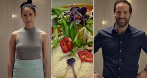 Knorr goes from 'First Kiss' to 'Love At First Taste'
