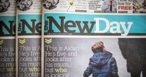 New newspaper New Day finds a new way to fail