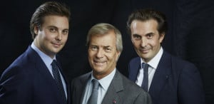 Havas CEO Yannick Bolloré joins father Vincent at French media giant Vivendi