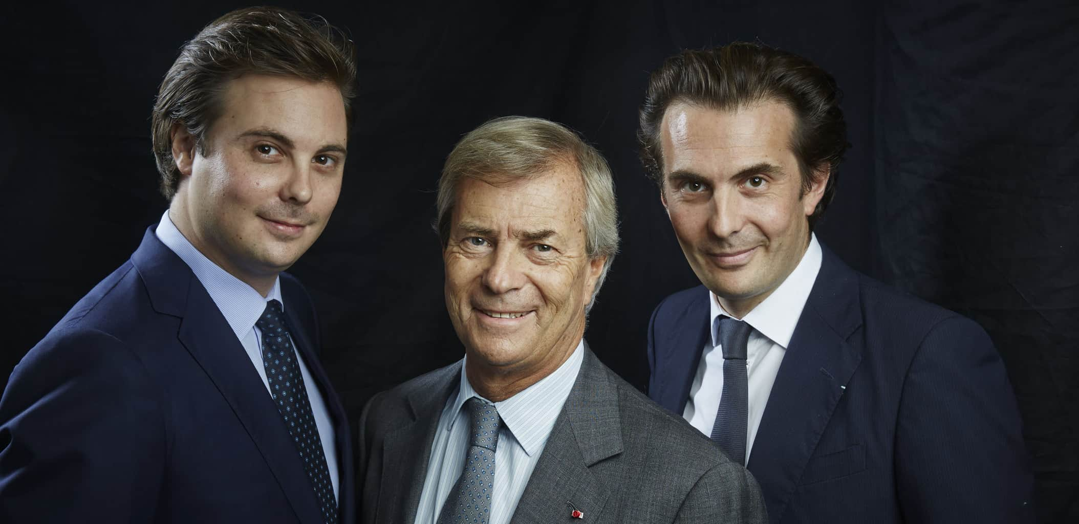 Havas ceo yannick bollor joins father vincent at french for Jean arnault fils
