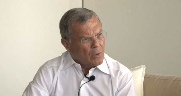 WPP's Sorrell: Cannes might be getting too big for us