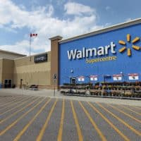 WINDSOR, ON: SEPTEMBER 13, 2012 -- Walmart is pictured in Windsor on Wednesday, September 13, 2012.               (TYLER BROWNBRIDGE / The Windsor Star)  *for Barry Holmes expense story.