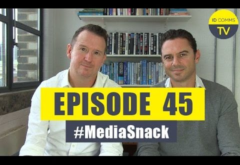 Tom Denford and David Indo from ID Comms: let's get excited about media again