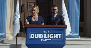 Wieden+Kennedy's Bud Light 'blockbuster' trampled underfoot by mad US election