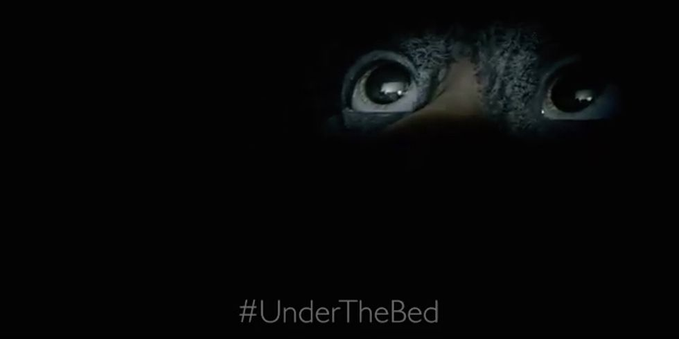 Under the bed: Is this the John Lewis Christmas advert 2017?