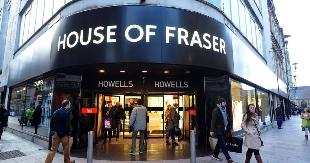 House Of Fraser Agency Pitches Fly In The Face Of Reality Maa