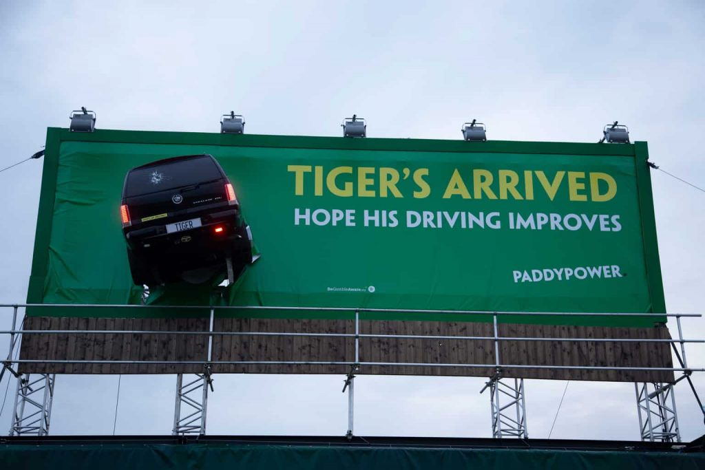 paddy power puts the boot in to tiger woods  u2013 more about advertising