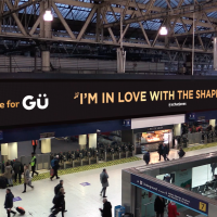 Gü merges Out of Home and social media for Valentine's Day