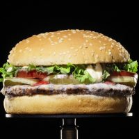 A revolting 'moldy' Whopper is hero of new Burger King 'no preservatives' campaign