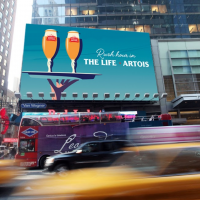 Stella and Mother make global brand shift to 'The Life Artois'